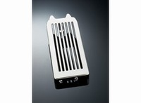 RADIATOR COVER WITH SLATS HONDA VT 600