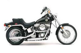 EVO 4 SPEED SOFTAIL