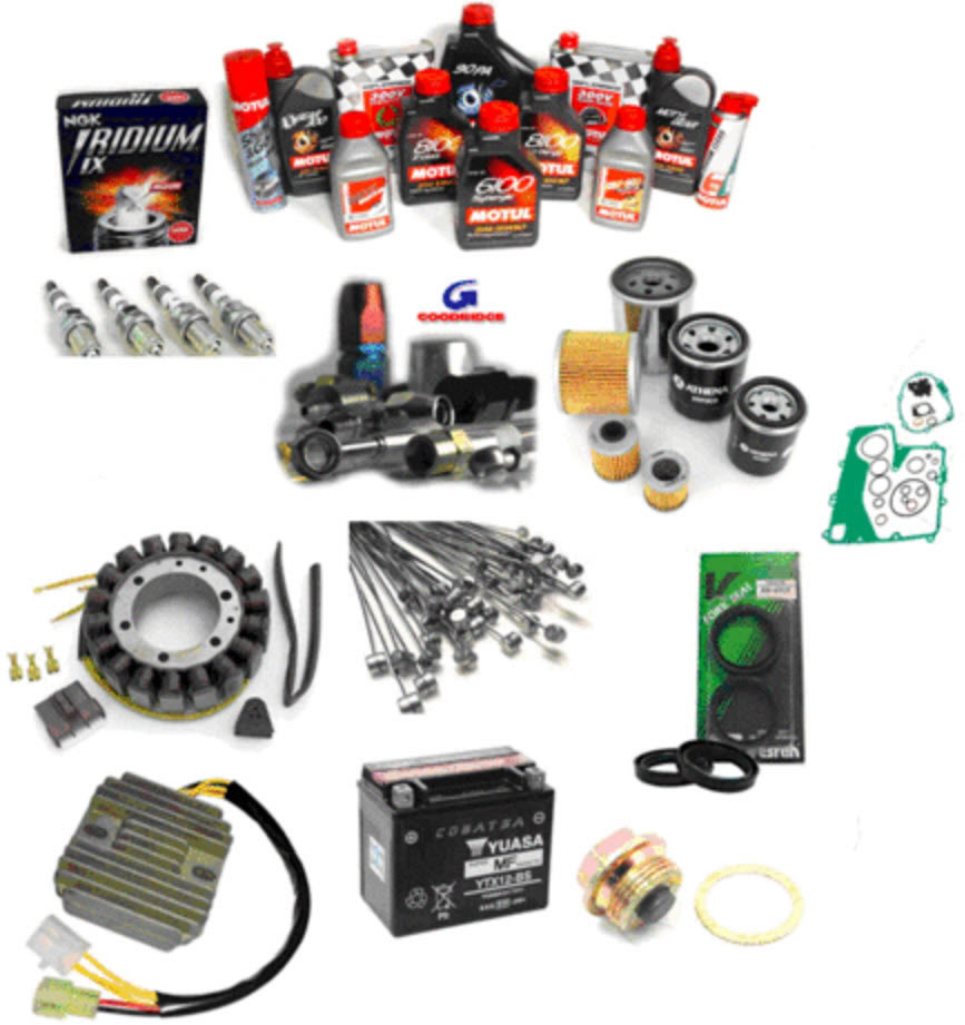 Workshop & Spares