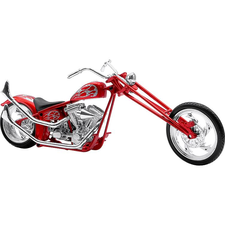 COOL CHOPPER RED