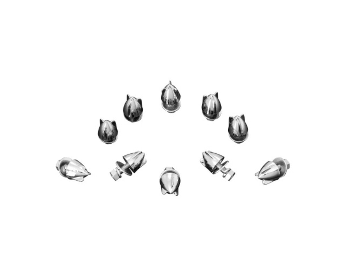 BULLET NUT WING 10 PCS