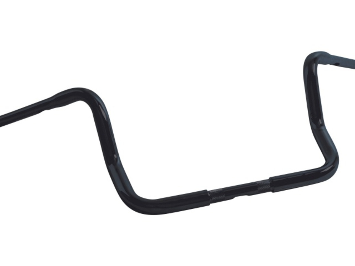 "HANDLEBAR 1""(25MM)""FAT BAGGER"" BLACK"