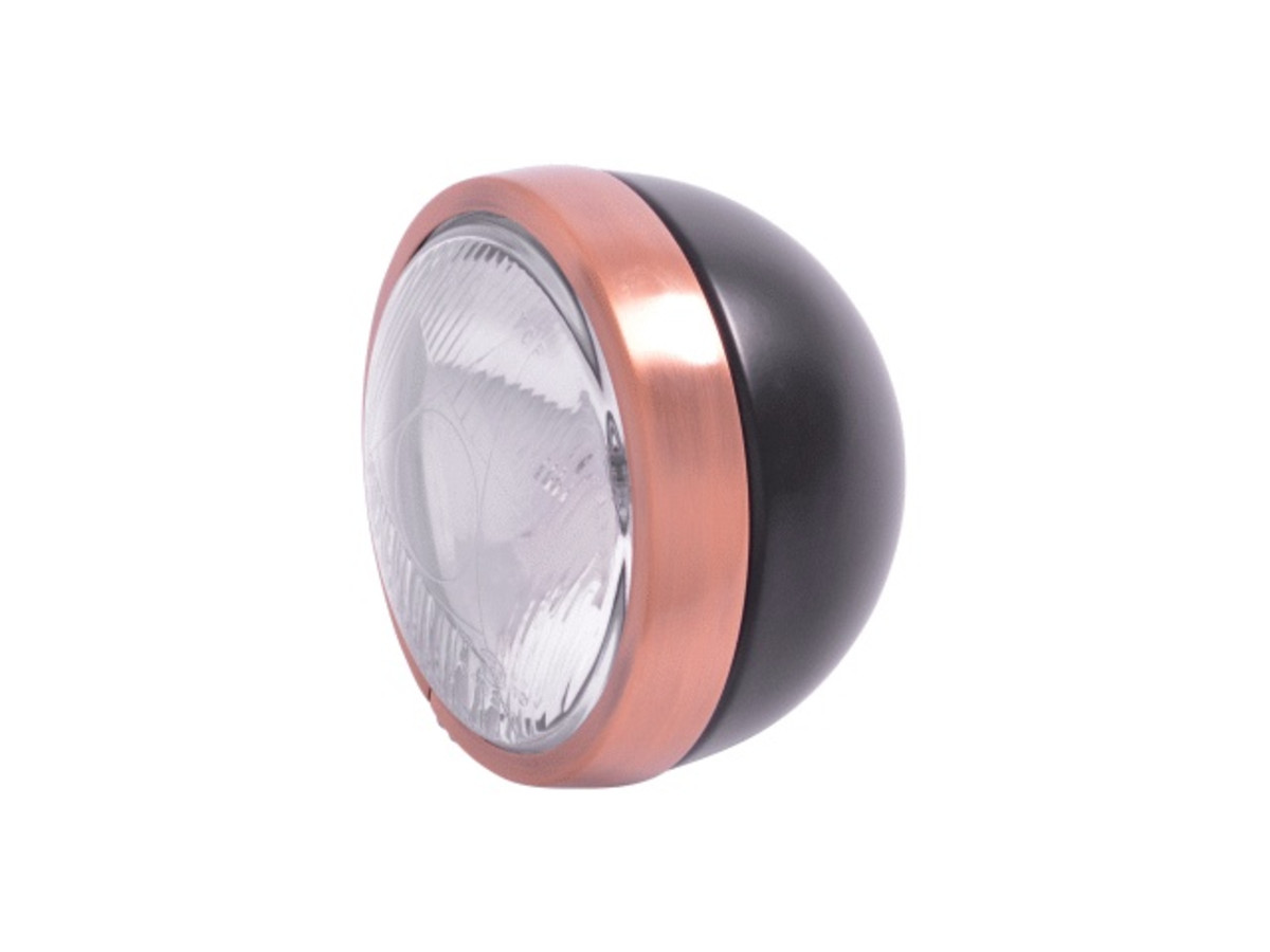 "SPOTLIGHT COMPLETE 4.5"" H3 BLACK COPPER"