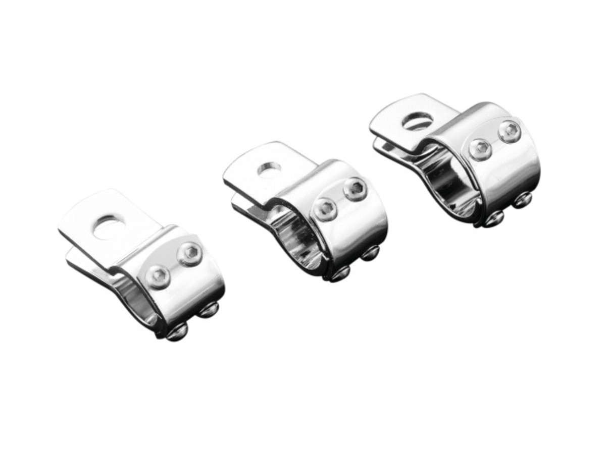 THREE-PIECE CLAMP 1 1/8""""