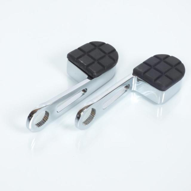 HEEL PEDALS FOR HIGHWAY HAWK PEDALS