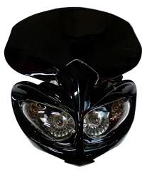 FAIRING ALIEN BLACK