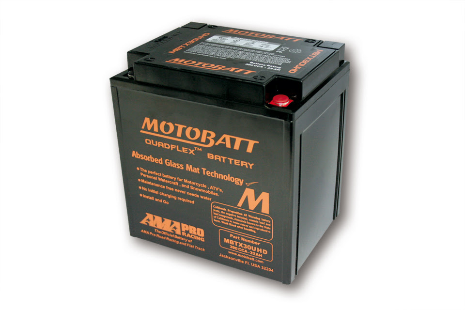 MOTOBATT BATTERY MBTX30UHD