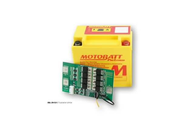 MOTOBATT LITHIUM BATTERY MPLX12U-HP