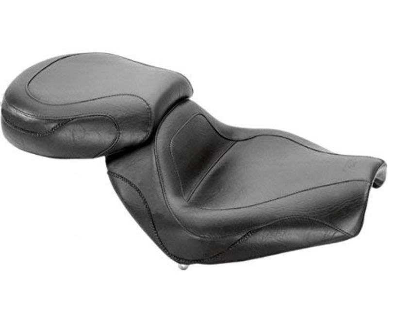 MUSTANG SEAT SPORT TWO-PIECE TOURING 2-UP VINTAGE SMOOTH VN/VZ