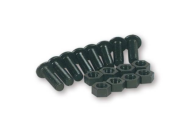 SCREW ASSORTMENTS FOR FAIRINGS, ALU, 8 PCS.