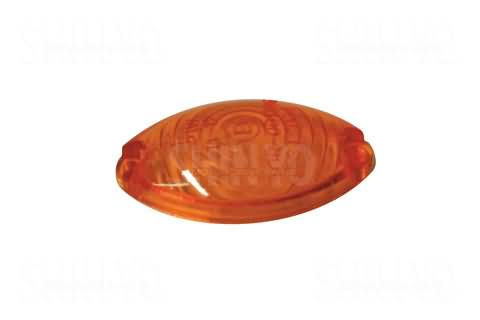 SHIN YO LENS FOR CAT-EYE WINKER, AMBER, E-MARK