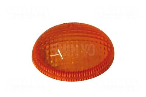 SHIN YO LENS, OVAL, AMBER, FOR 202-222, E-MARK