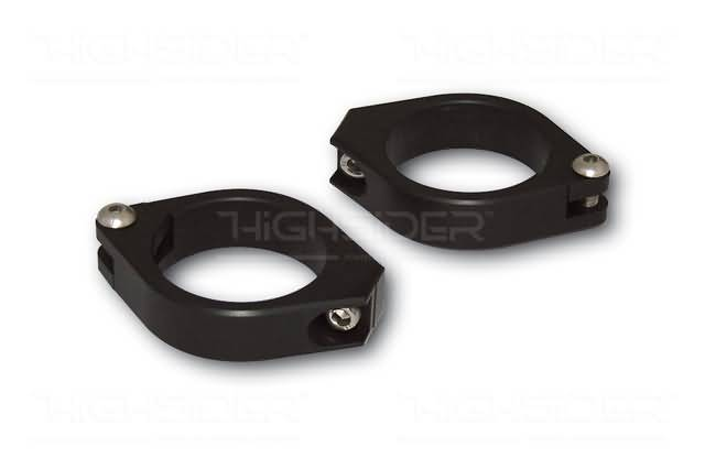 HIGHSIDER CNC ALU FRONT FORK CLAMPS, 35-37 MM
