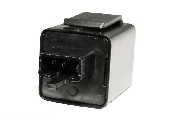 FLASHER RELAY SMALL TRIPLE CONNECTOR W. 2 PINS