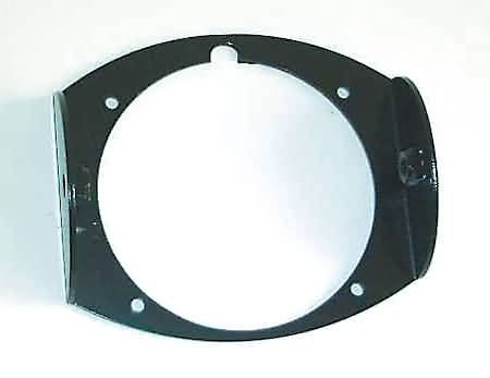 BRACKET TO HOLD SINGLE ELLIPSOID HEADLIGHT