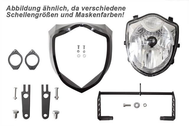 HIGHSIDER BA1 HEADLIGHT SET FOR 35-37 MM
