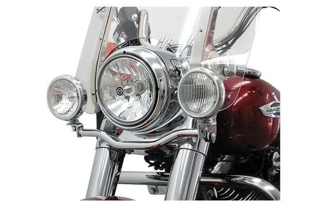 FEHLING SPOTLIGHT BRACKET HD DYNA SWITCHBACK