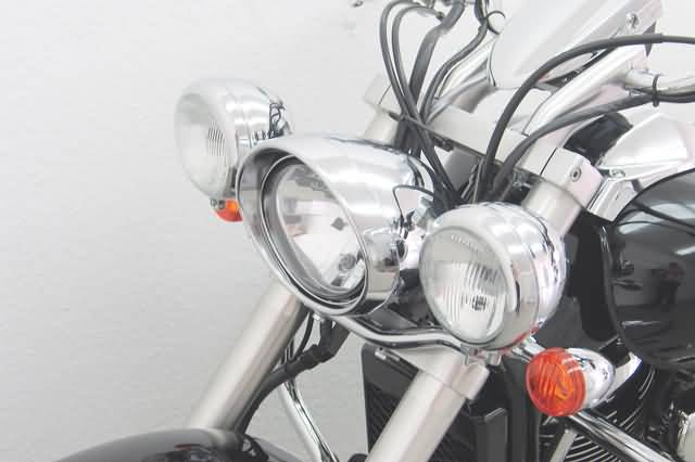 FEHLING SPOTLIGHT BRACKET SUZUKI INTRUDER M800 05-09