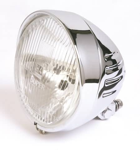 HEADLIGHT INDIAN, 154 MM
