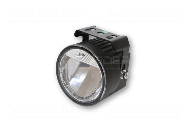 HIGHSIDER LED-FOG LIGHT, BLACK