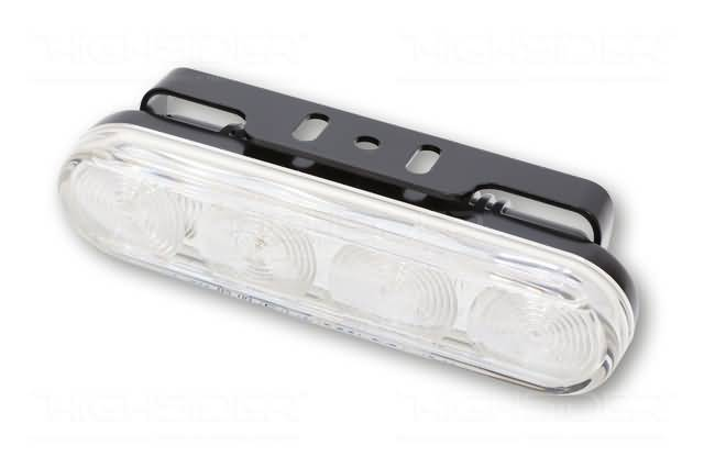 HIGHSIDER LED-DRL W. POSITION LIGHT, RECTANGULAR