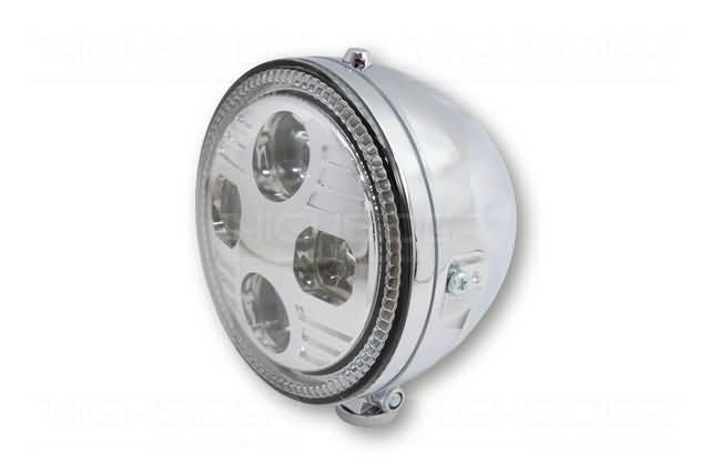 HIGHSIDER 5 3/4 INCH LED HEADLIGHT ATLANTA