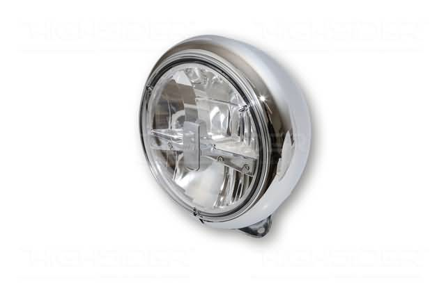 HIGHSIDER 7 INCH LED HEADLAMP HD-STYLE TYPE 3
