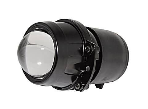 PROJECTION LIGHT WITH RUBBER CAP