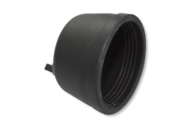 RUBBER CAP FOR POLYELLIPTICAL HEADLIGHT