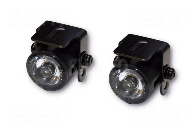 SHIN YO LED FRONT POSITION LIGHT WITH UNIVERSAL BRACKET