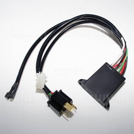 SHIN YO WIRE HARNESS INCL. CONTROLLER BOX