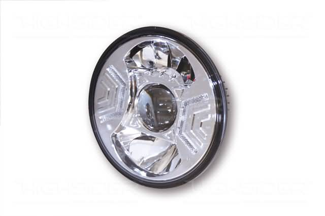 HIGHSIDER LED MAIN HEADLIGHT INSERT TYPE 2