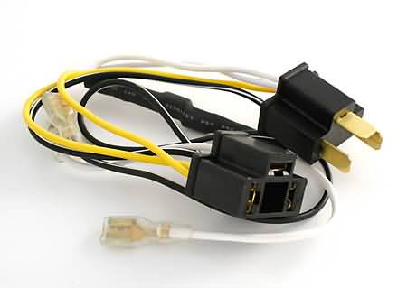 CABLE HARNESS FOR 90 MM TWIN LIGHT PAIR