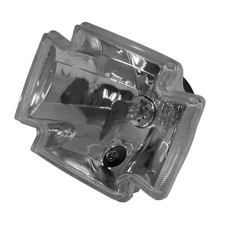 H4 INSERT, GOTHIC, CLEAR LENS