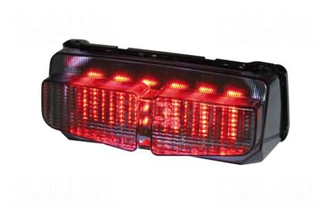 SHIN YO LED-TAILLIGHT YAMAHA FZS 600 UP TO 03