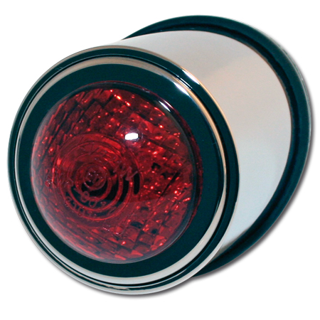 LED TAILLIGHT OLD SCHOOL E-MARK
