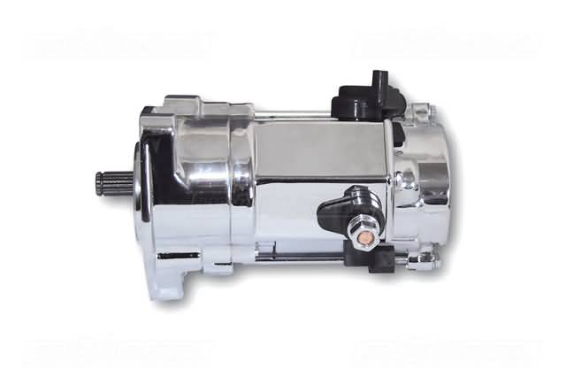 MOTOPROFESSIONAL STARTER, CHROME HD DENSO.