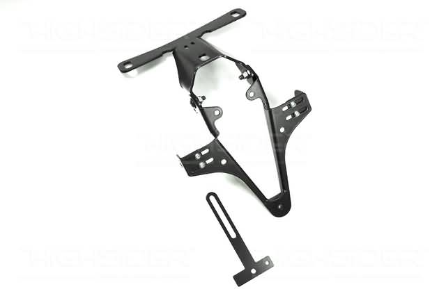 HIGHSIDER LICENSE PLATE BRACKET BMW S 1000 RR