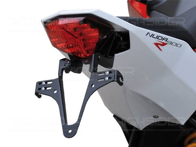 HIGHSIDER LICENSE PLATE BRACKET HUSQVARNA NUDA 900