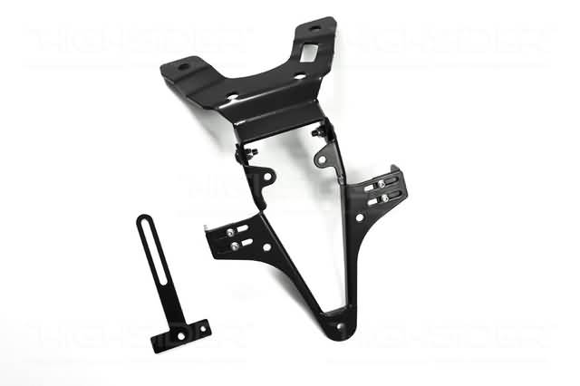 HIGHSIDER LICENSE PLATE BRACKET SUZUKI GSXR 600/750, 11-