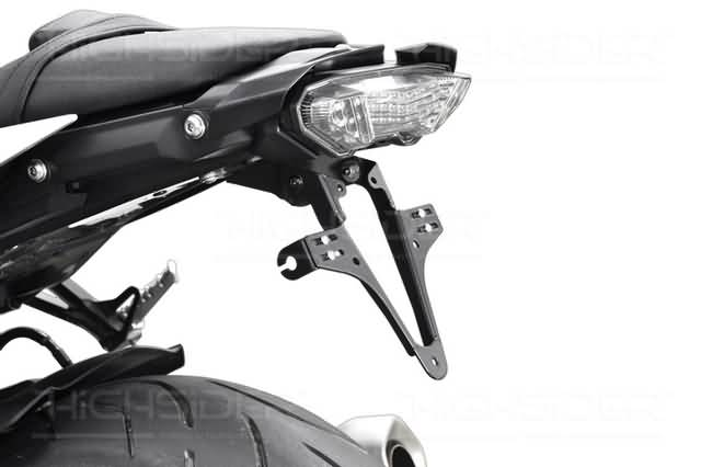 HIGHSIDER LICENSE PLATE BRACKET YAMAHA MT-10, 16-