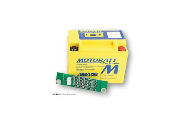 MOTOBATT LITHIUM BATTERY MPLX4U-HP