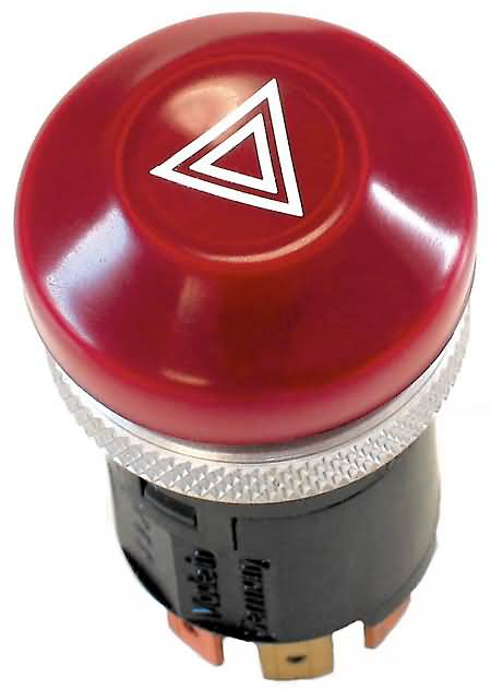 ATV HAZARD SWITCH WARNING LIGHT