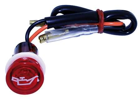CONTROL LIGHT OIL (RED) FOR ATV