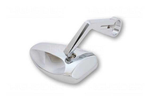 HIGHSIDER HANDLE BAR END MIRROR FERRARA 2