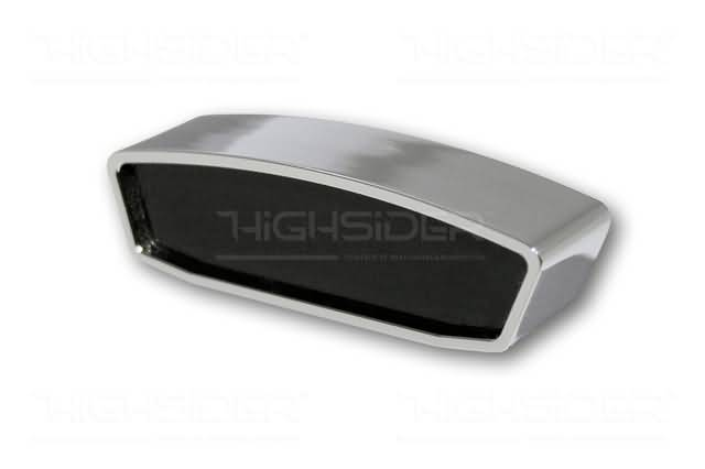HIGHSIDER CONTROL UNIT CHROME