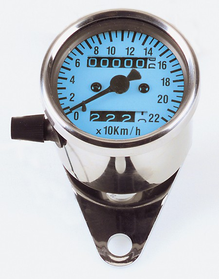 STAINLESS STEEL SPEEDOMETER