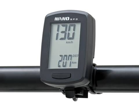 DAYTONA DIGITAL SPEEDO METER NANO WITH SENSOR