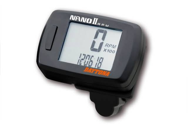 DAYTONA DIGITAL REVOLUTION METER NANO 2