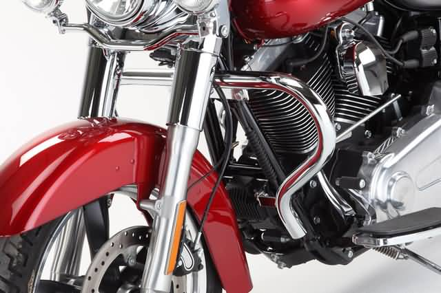 FEHLING CRASHBAR, HD DYNA SWITCHBACK